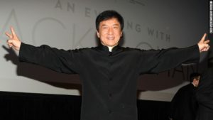 <> Reception Celebrating Jackie Chan and Hong Kong Cinema at Stanley Kaplan Penthouse on June 10, 2013 in New York City.