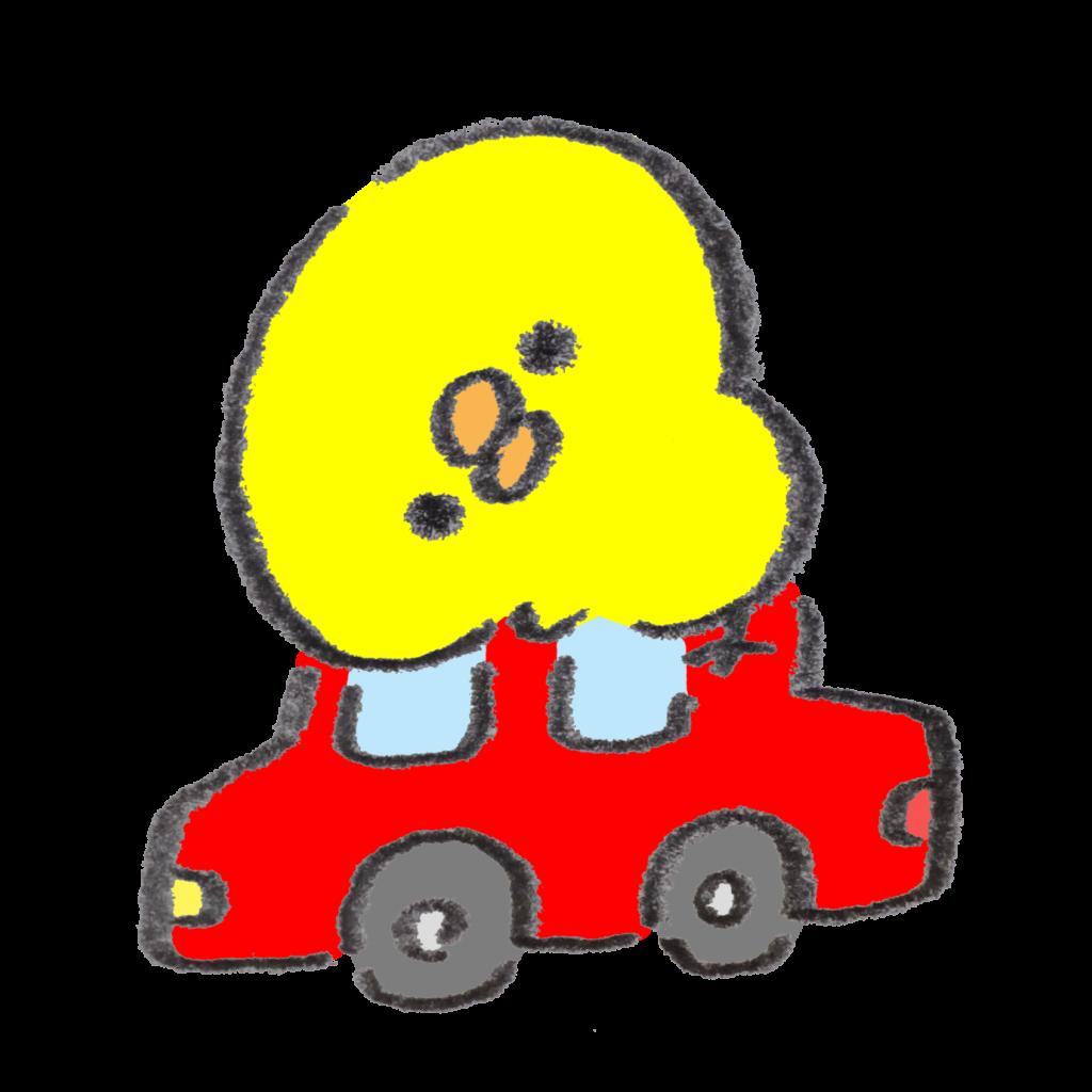 hiyoko-car