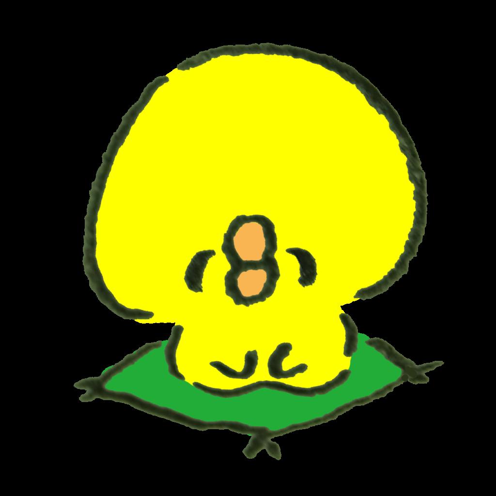 zabutonhiyoko