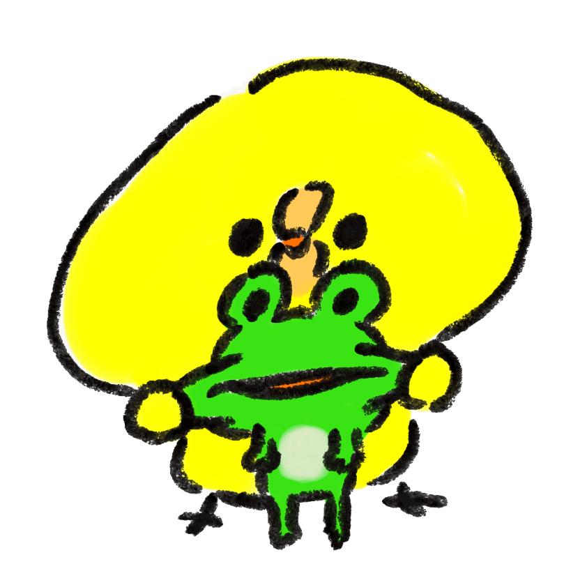 kaeru-to-hiyoko