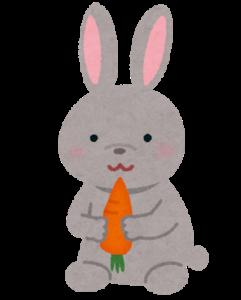 animal_usagi_gray